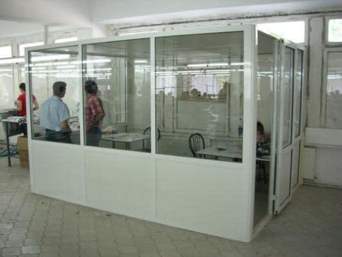 Birouri interioare